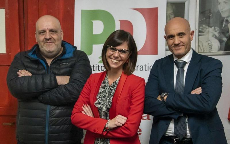 Rossana Schillaci candidata PD a sindaco di Venaria Reale