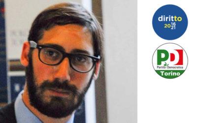 "Angelo Catanzaro: ""Sono del PD"""