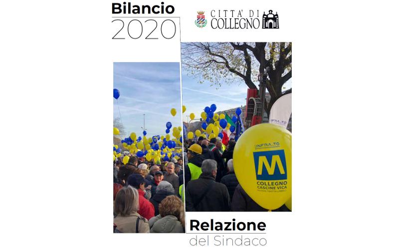 Comune di Collegno – Bilancio 2020 – L'intervento di Davide Armentano PD