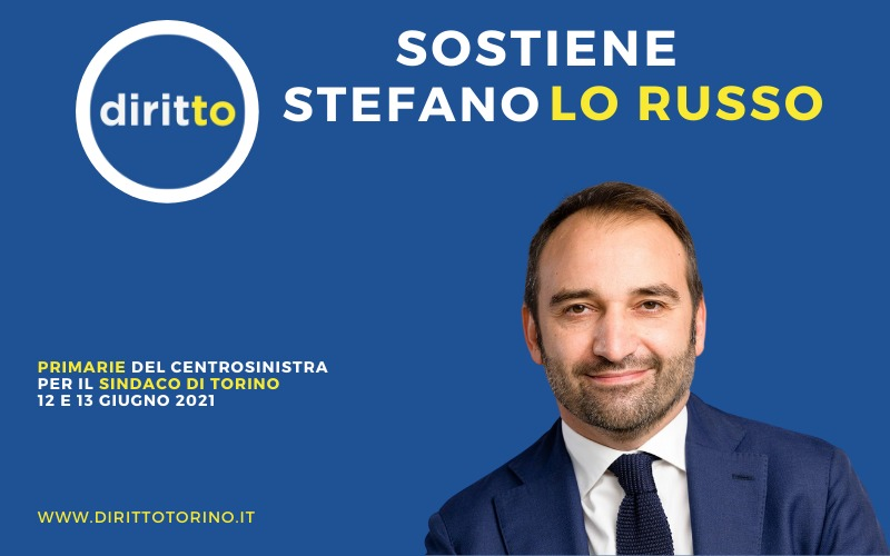 Diritto sostiene Stefano Lo Russo